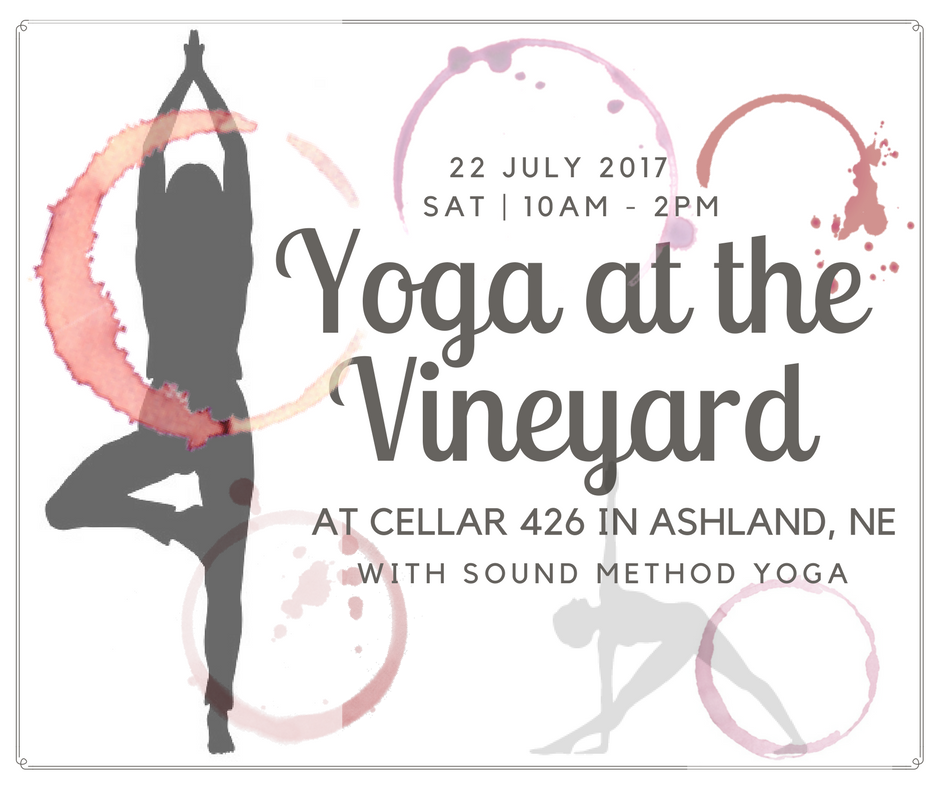Yoga at the vineyard a half day local yoga retreat for Yoga and wine retreat