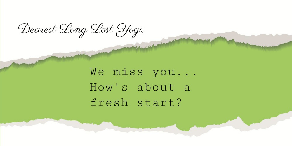 Fresh Start for Long Lost Yogis