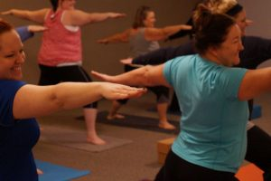 Omaha Curvy Yoga Classes