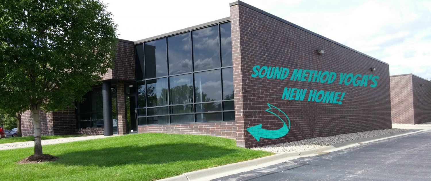 Sound Method Yoga's New Home