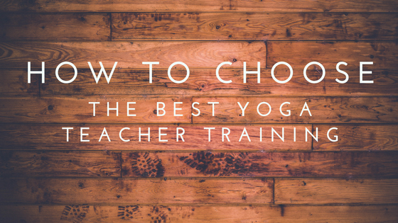 Yoga Teacher Training/Yoga teacher certification