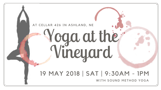 Yoga at the Vineyard 2018