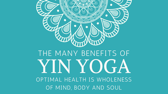 The Benefits of Yin Yoga Infographic