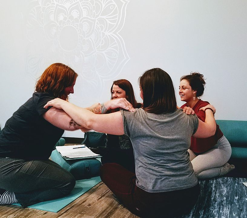 Omaha Yoga Teacher Certification