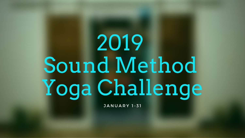 2019 Yoga Challenge