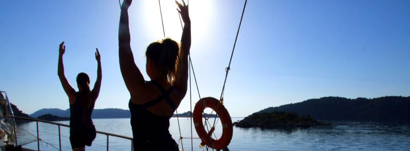 Croatia Yoga Retreat Cruise