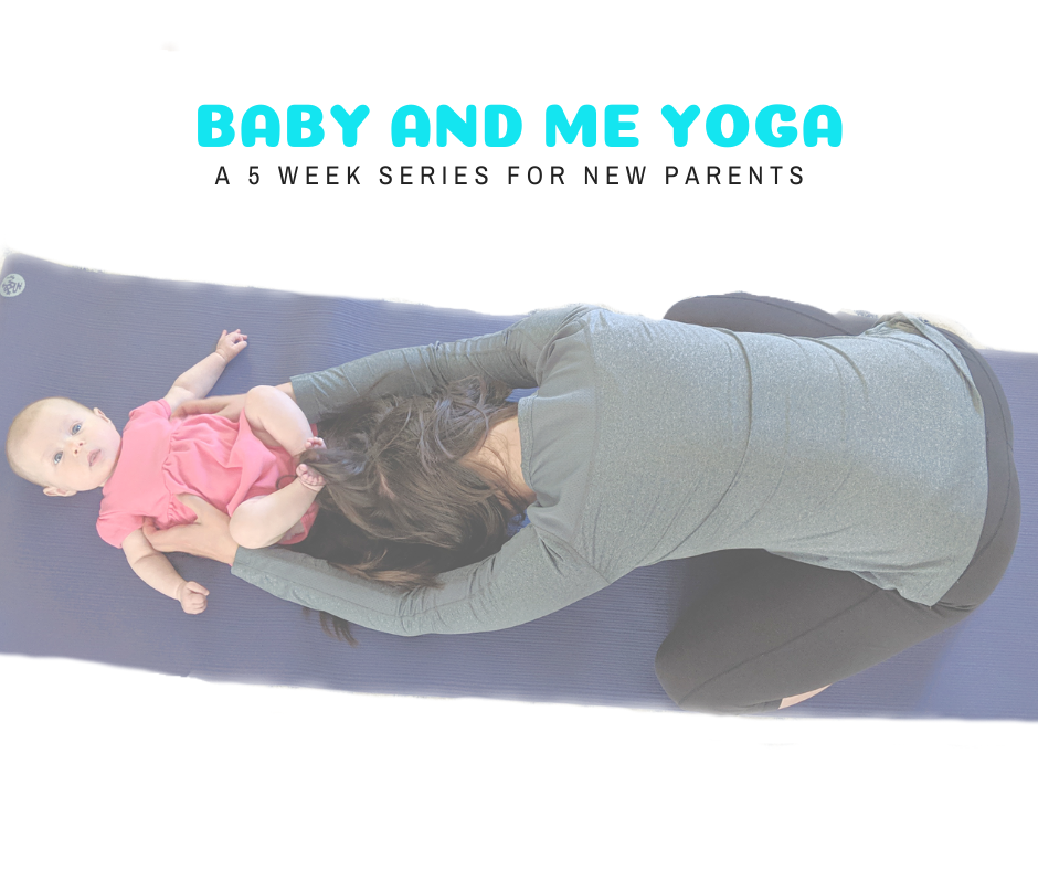 Baby and Me Yoga Omaha